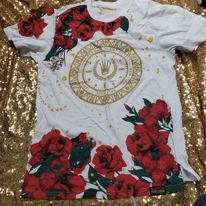 Tops - Flowers print shirt